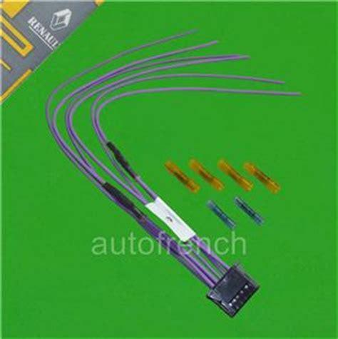 renault resistor pack and loom genuine renault scenic ii heater resistor repair wiring loom 8200729298 ebay