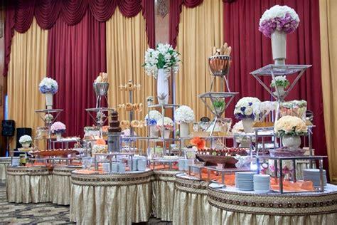 desain meja catering membedah dekorasi wedding ketika perjalanan itu dimulai