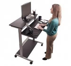Ergonomic Standing Desk Setup Best Standing Desks And Desk Add Ons Nextdesk Terra Kangaroo Pro Varidesk Pro Updesk Upwrite