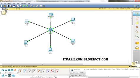subnetting tutorial in packet tracer tutorial networking simulation with cisco packet tracer