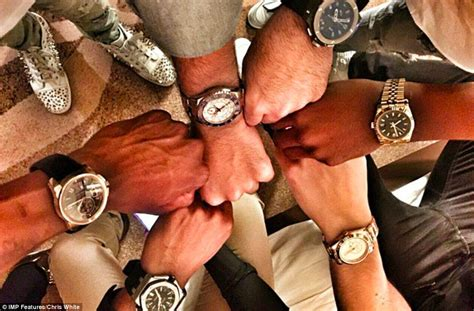 Rolex Harare Silver extravagance of children of mugabe s cronies is revealed