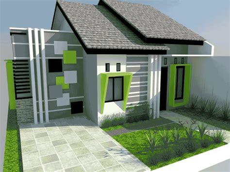 gambar warna cat rumah minimalis desain rumah
