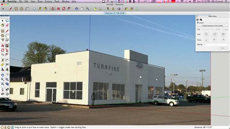 tutorial sketchup photo match how to sketchup photomatch youtube