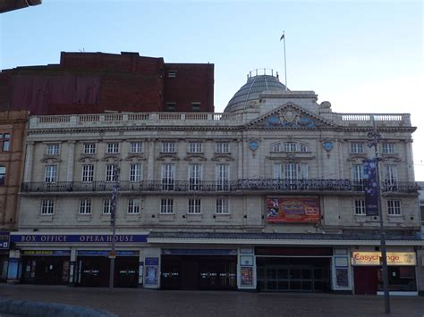 blackpool house about opera house theatre blackpool