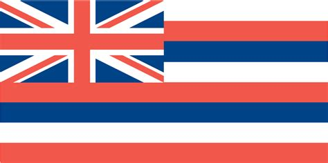 flags of the world hawaii hawaiian flag flag of hawaii us state
