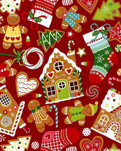 christmas themes tumblr free christmas fabric gingerbread theme wallpaper pinterest