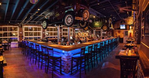 fords garage restaurant coming  dearborn