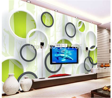 Wallpaper Custom Lukisan Pohon buy grosir pohon hubungi kertas from china pohon