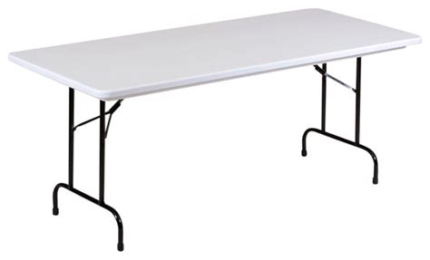 Standard Folding Table Size Standard Folding Table Size Correll Standard Height Leg Folding Table Atg Stores Standard