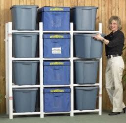 unfinished basement storage solutions basement organization with step by step