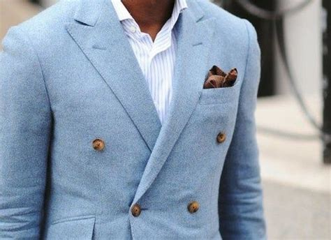 light blue breasted suit s light blue breasted blazer white and blue