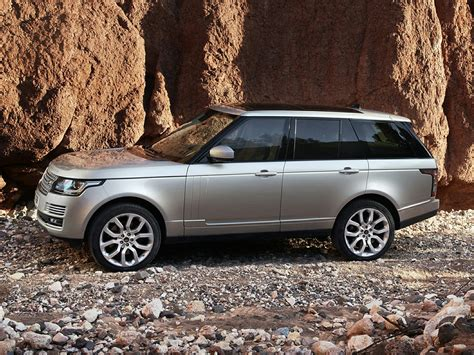 New 2017 Land Rover Range Rover Price Photos Reviews