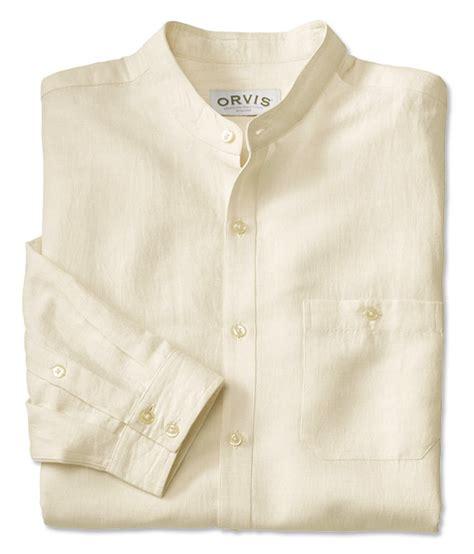 Blouse Bunga Jumbo Linen Ld 132 orvis cool linen cotton banded collar shirt banded collar shirt