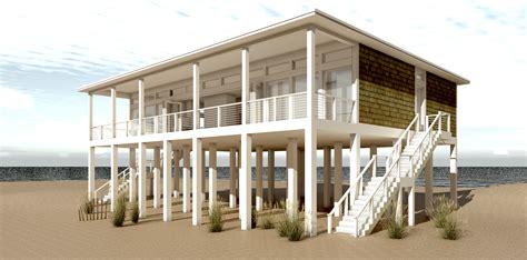 seaside home plans sandcastle house plan tyree house plans