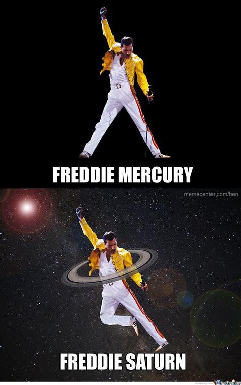 Freddie Meme - freddie mercury by ben meme center