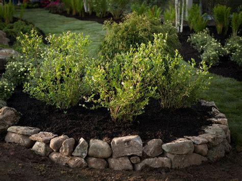 apply soil additives and mulch photos diy