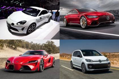 best cars for new best new cars for 2018 auto express