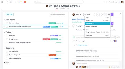 how to create and use asana templates product guide 183 asana