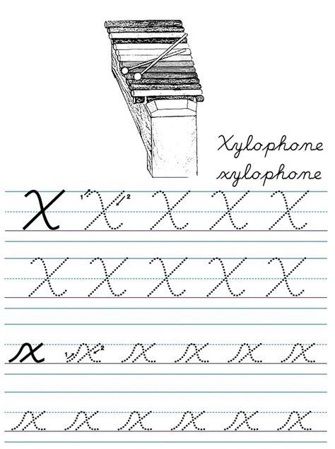 how to write a cursive x laptuoso