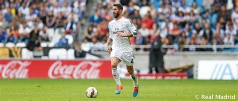 Calendrier Liga Bbva 2013 Real Madrid Sergio Ramos Candidat Au Prix Meilleur D 233 Fenseur De La