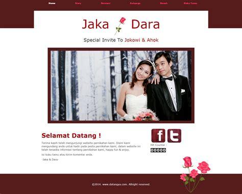 membuat video undangan pernikahan online undangan pernikahan online desain undangan online
