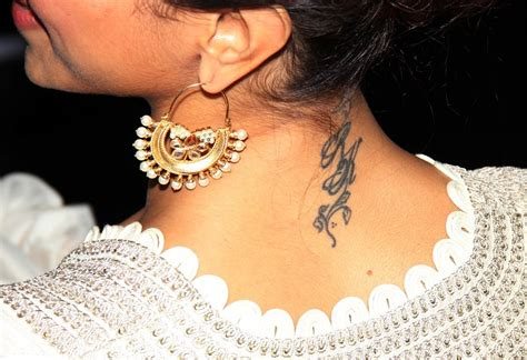 deepika padukone tattoo is deepika padukone changing rk to rs