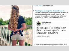 Twitter Bans Gun Rights Activist for 12 Hours, But ... 2nd Amendment Rights