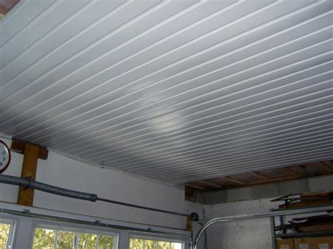 Carport Ceiling Material lovely garage ceilings 8 metal garage ceiling panels neiltortorella