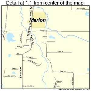 marion map marion illinois map 1746916