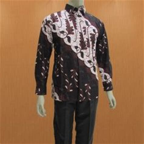 Supplier Baju Deeja Batik Coklat Dress Hq model baju batik atasan wanita yyy models