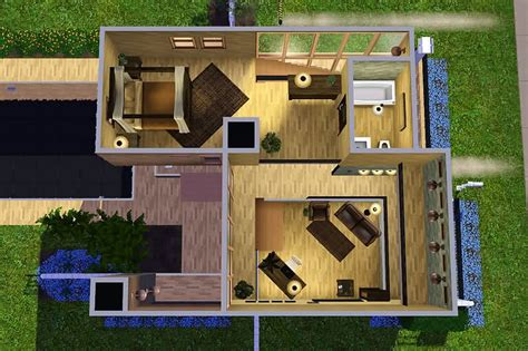 easily decorating your single home suddenly solo mod the sims solo a beautiful easy to play studio type