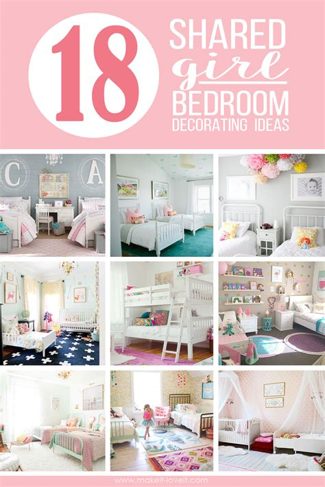 room decorating ideas for shared rooms 18 shared bedroom decorating ideas make it and it