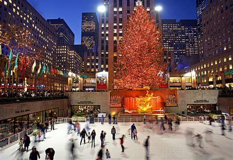 imagenes navidad en nueva york nueva york ya tiene su 225 rbol de navidad