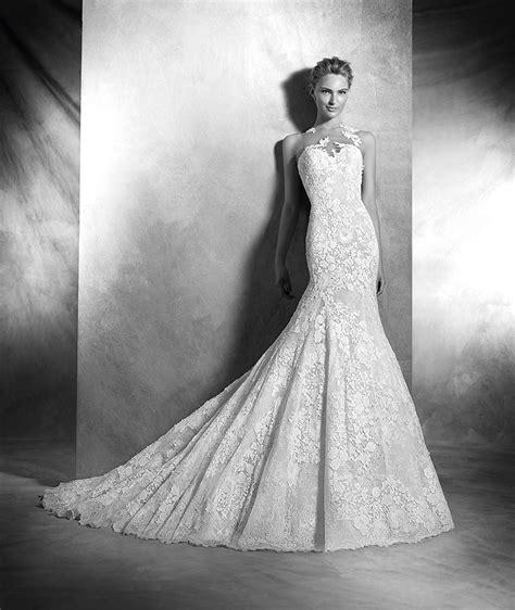 pronovias pronovias sizi gelinlik ve kokteyl pronovias carezza mermaid romantic dress size 4 wedding