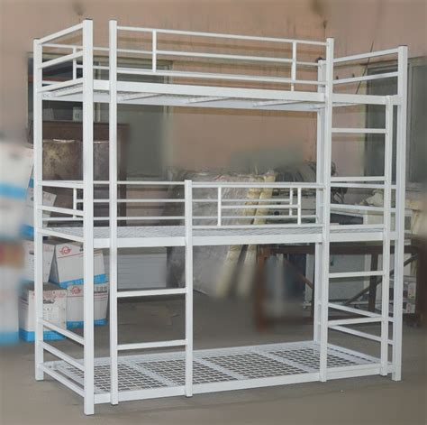 metal cheap used bunk beds for hostels