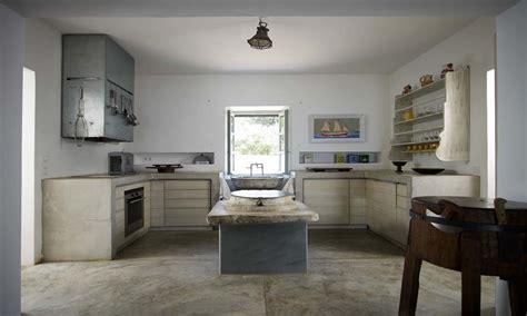 kitchen   week  greek architects ode  minimalism