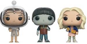Funko reveals stranger things pop vinyls and they re amazing