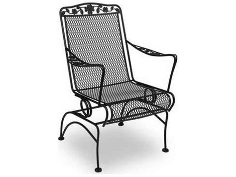 Patio Cushions For Wrought Iron Wrought Iron Patio Chair Cushions Chairdsgn