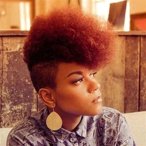 50 short hairstyles for black women stayglam 50 mohawk hairstyles for black women stayglam