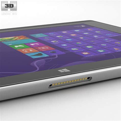 Lenovo 10 Inch lenovo miix 2 10 inch tablet 3d model hum3d