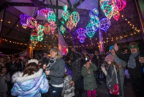 Family Friendly New Year S Eve Celebration At The L A Zoo La Zoo Lights Discount Tickets Any Tots