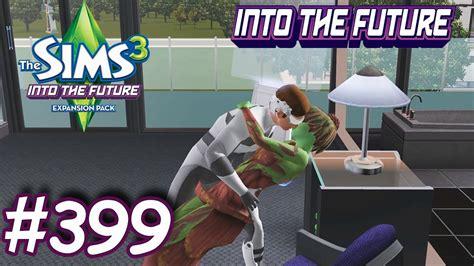 the future let s play die sims 3 into the future 399 romantischer schwebekuss