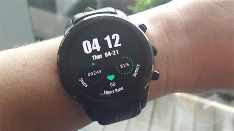 Smartwatch Finow X5 Finow X5 Review Smartwatch Meets Smartphone Tech