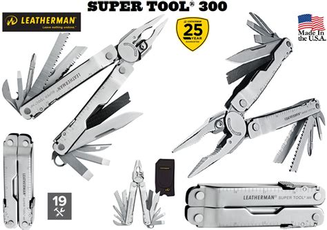 where are leatherman multi tools made leatherman tool 300 multi tool 19 tools in 1