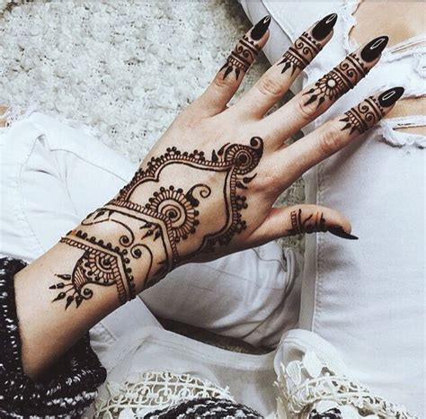 tattoo hand instagram henna tattoo via instagram image 2525032 by marky on
