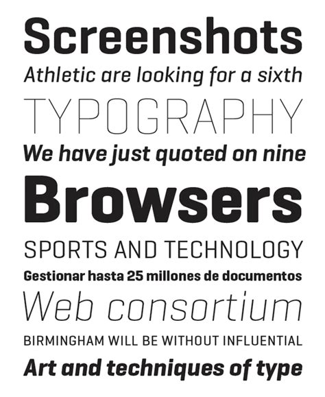typography family geogrotesque modern font family by emtype foundry