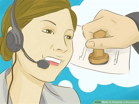 How To Notarize A Document