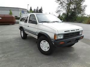 1988 Nissan Pathfinder Mpg 1988 Nissan Pathfinder For Sale Carsforsale
