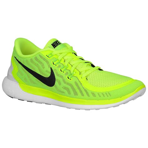 Nike Free Running 5 0 A new nike free 5 0 2015 mens running trainers volt electric