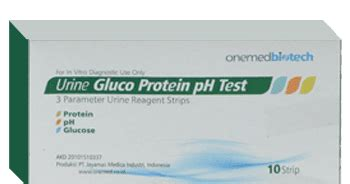 Alat Tes Protein Urine Jual Alat Tes Urine Gluco Protein Dan Ph Urine Toko